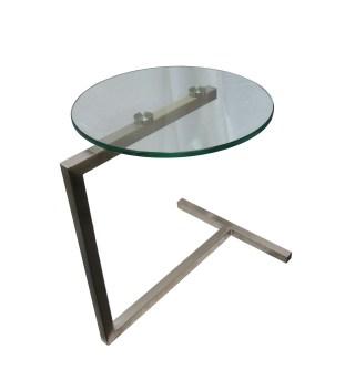Stiklo staliukas