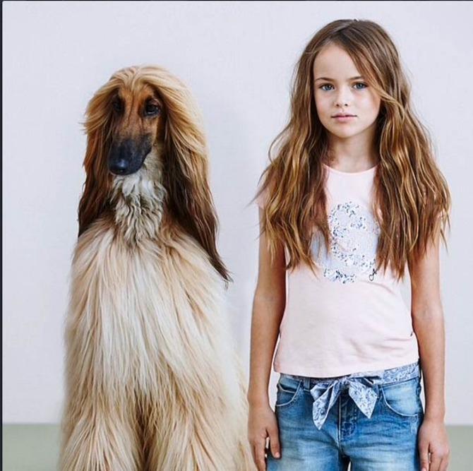 Kristina La Bambina Più Bella Del Mondo Wwwstileit