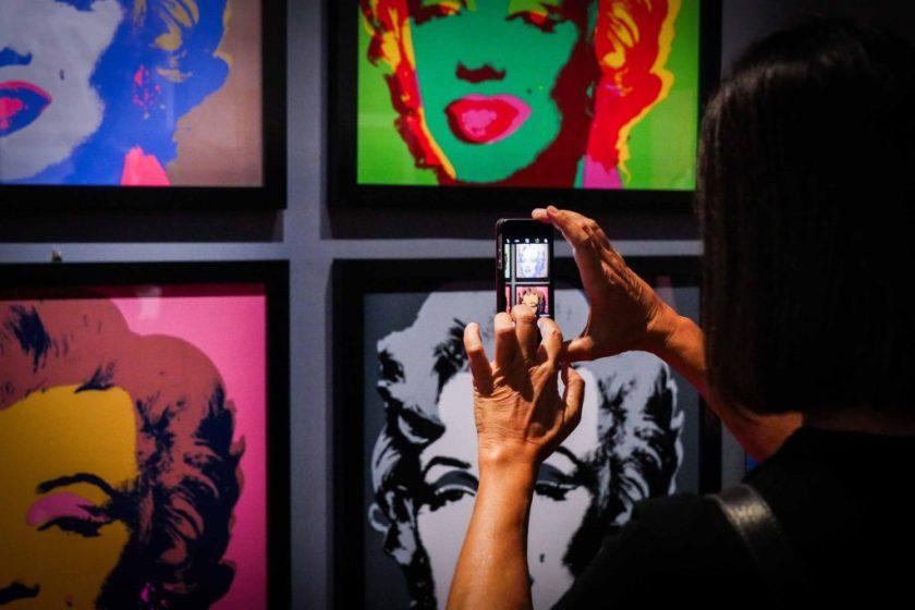 Mostra di Andy Warhol