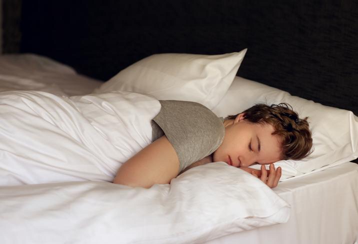 adolescente insonne più propenso al malumore ricerca