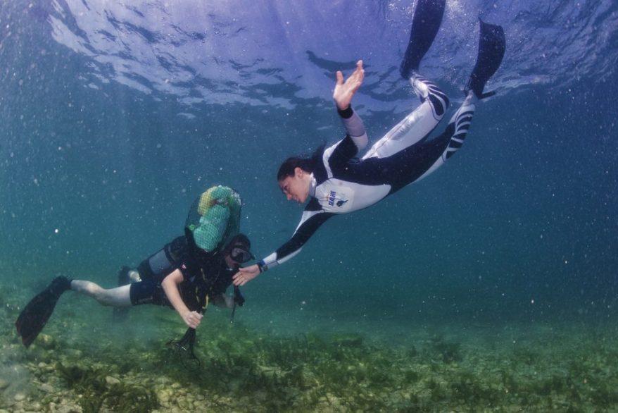 Federica Brignone e Gardaland SEA LIFE Aquarium_ 4575