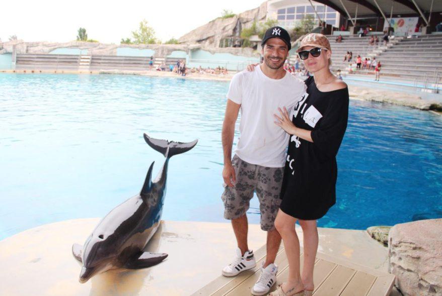 Marco Bocci e Laura Chiatti a Riccione