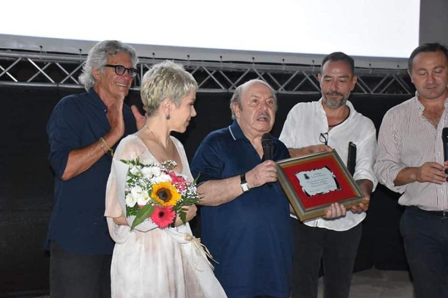 Lino Banfi a Favignana