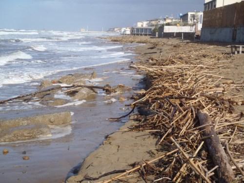 spiagge e barriere