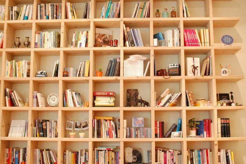 come ordini i tuoi libri?