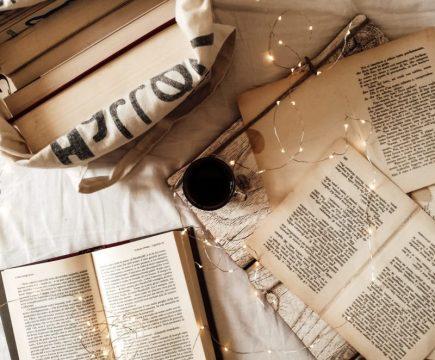 cosa cerchiamo nelle storie dei libri? Riflessioni di una lettrice appassionata sul blog di stile libri