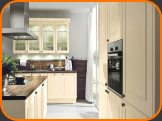 Haecker Hacker Kitchens Including Its Classic Range Of