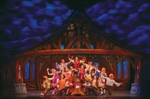 The Beauty and the Beast - Mogador Theatre - Paris