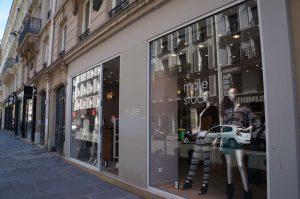 파리 몽마르트 쇼핑가