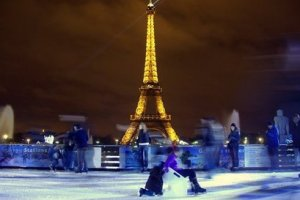 Trocadero on Ice