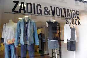 Zadig et Voltaire outlet Paris