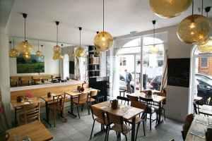 Supernature Veggie restaurant Paris