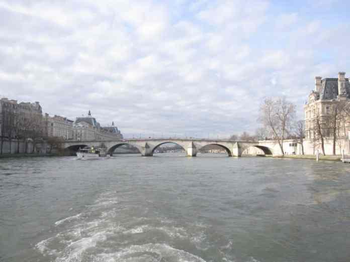 Crucero romántico de San Valentín en París