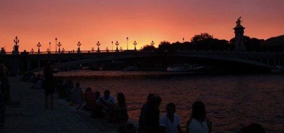 Paris in September