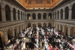 Gourmet Christmas Fair in Paris