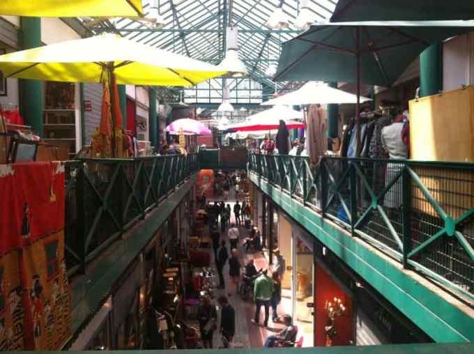 Paris Saint Ouen Flea market