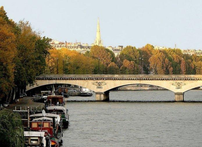 Paris weather in October