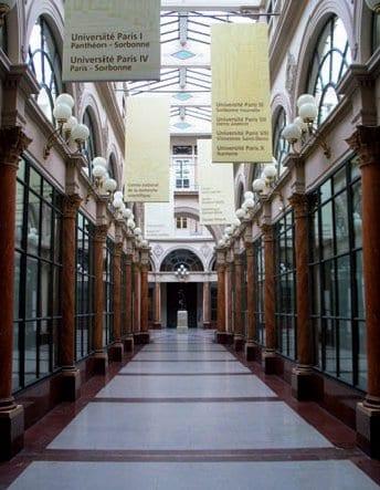 Galería Colbert en París