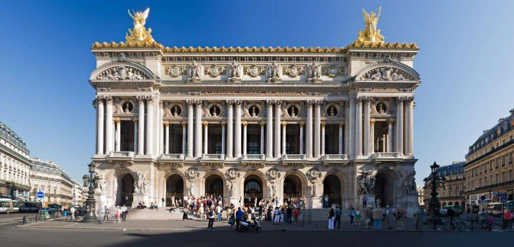 Opernplatz - Paris