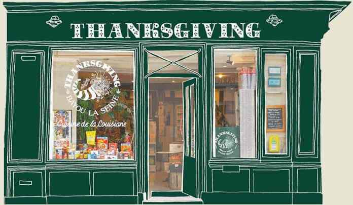 Where to celebrate Thanksgiving in Paris