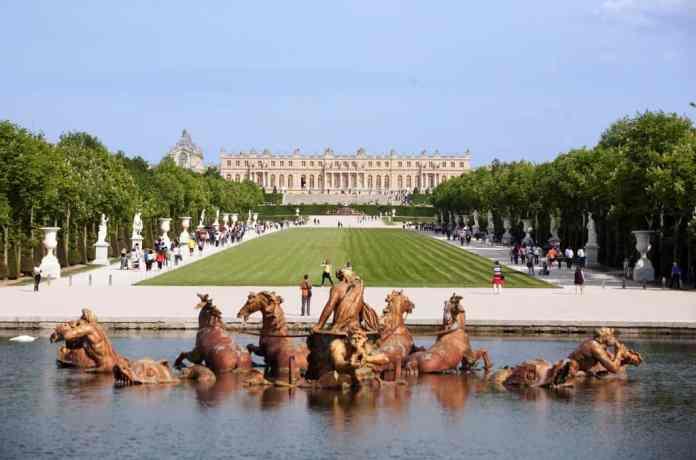 Palacio de Versalles - excrusion Paris