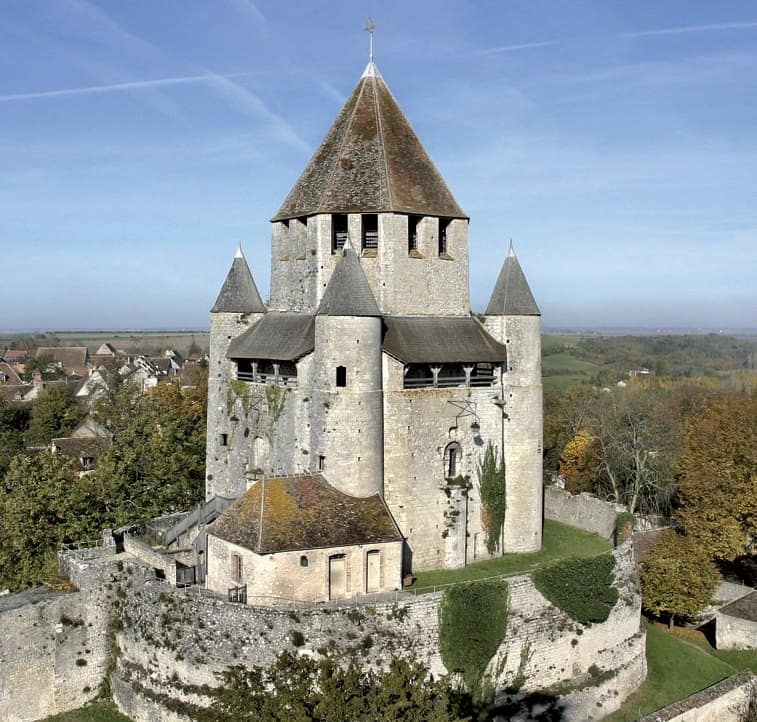 Provins a medieval city a 1 hour 30 from Paris