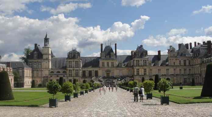 Visita al Palacio de Fontainebleau desde París