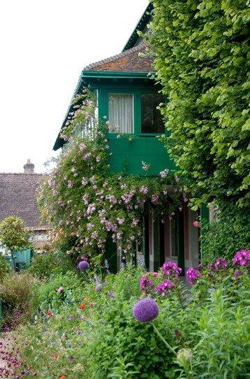 Casa de Monet en Giverny