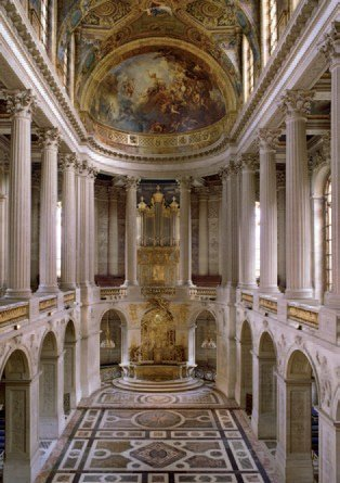 Capilla Real - Chateau de Versailles