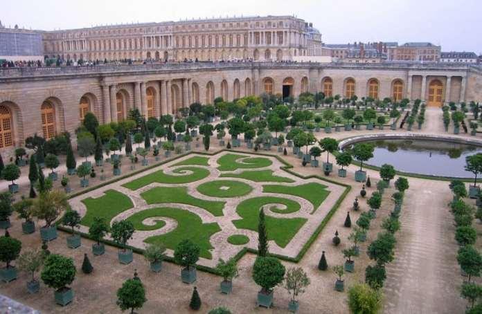 Jardines del Château de Versailles