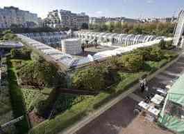 Les Halles Einkaufszentrum in Paris