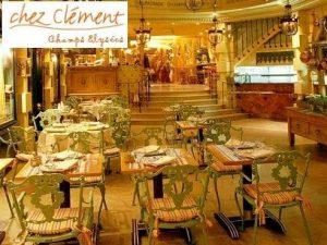 Chez Clément Restaurant Paris