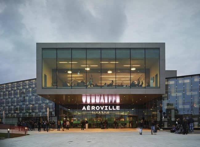Aéroville Shopping Center Paris Airport