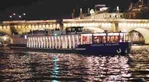 Crucero de Año Nuevo Capitaine Fracasse en París