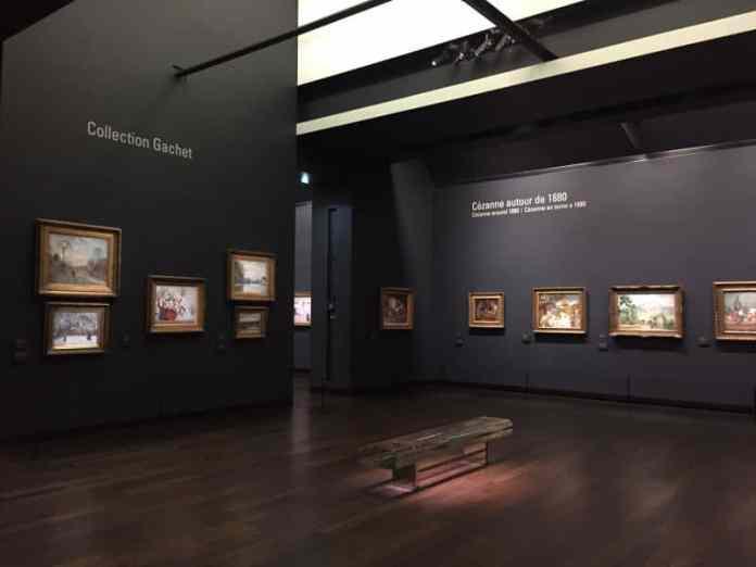 Orsay Museum am Dienstag