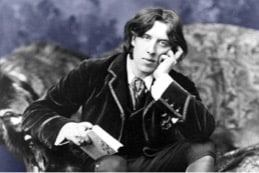 Oscar Wilde Exhibit at Petit-Palais- Paris