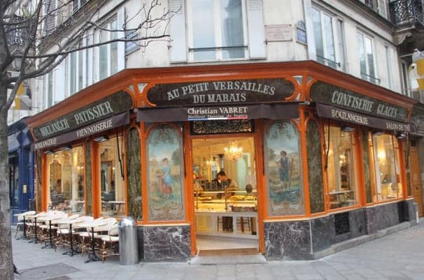 Panadería Petit Versailles au Marais