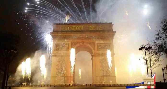 2019/2020 파리의 새해 전야 : 축하파티, 식사, 크루즈