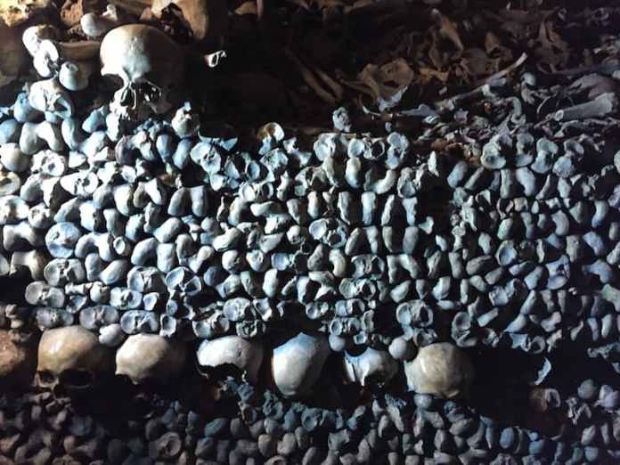 Paris Catacombs Visit