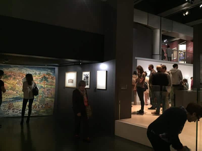 """Ausstellung im """"Institut der arabischen Welt"""" in Paris"""