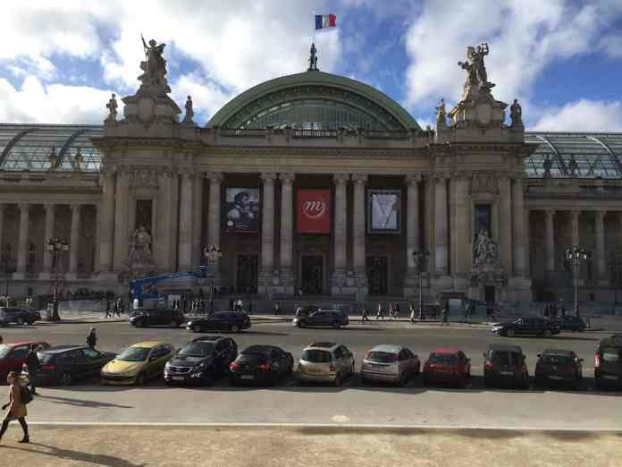Grand Palais, open until 10:00pm on Wednesday nights