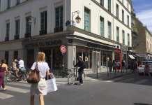 Barrio de moda del Marais - Shopping en París