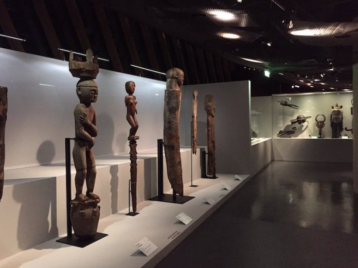 Africa Routes Exhibition at Quai Branly Museum