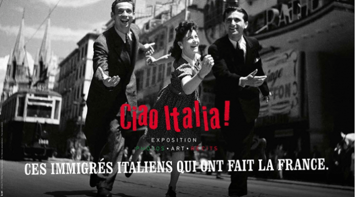 Exhibit Ciao Italia Paris
