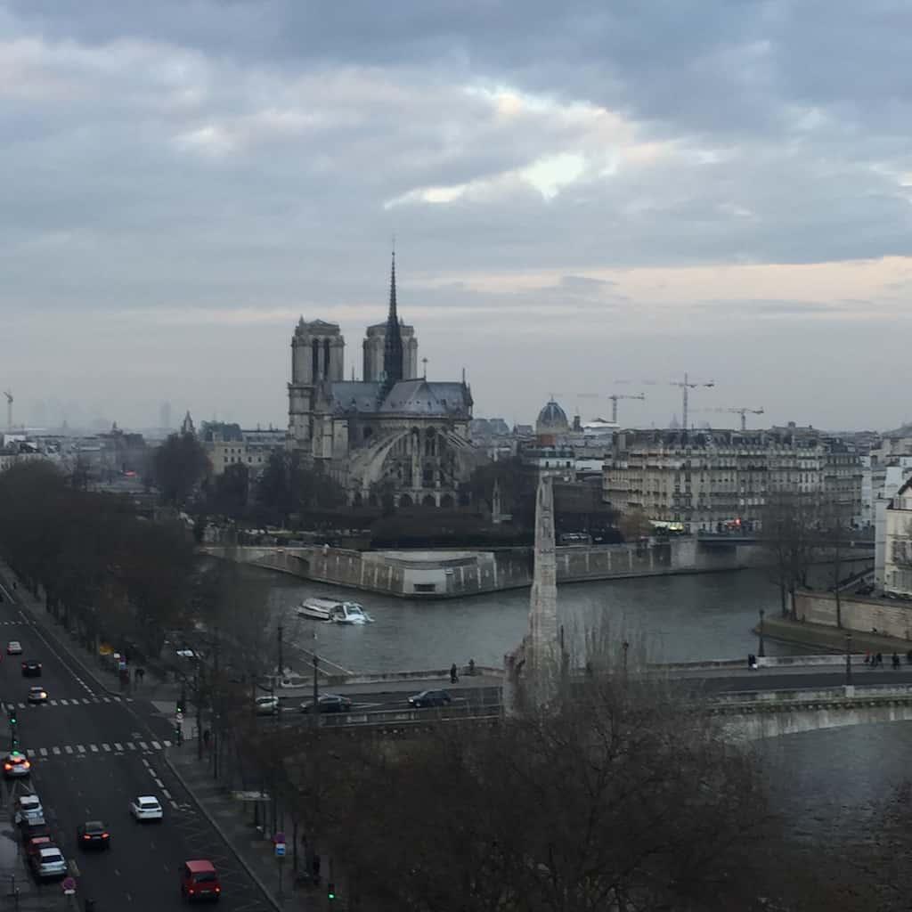 Die Notre Dame von Paris - 3 tage in Paris