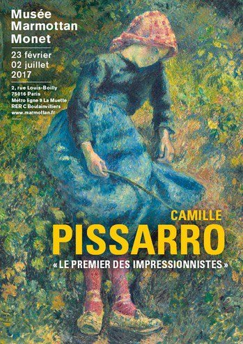 Pissaro Exhibition Paris-2017