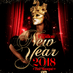 Masquerade for NYE in Paris 2018