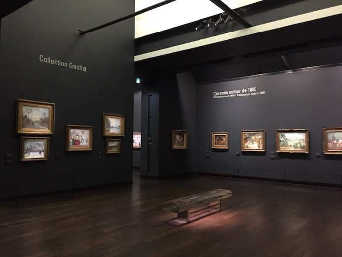 De collecties Gachet en Cézanne
