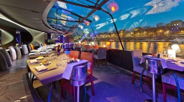 Crucero por el Sena Bateaux Parisiens