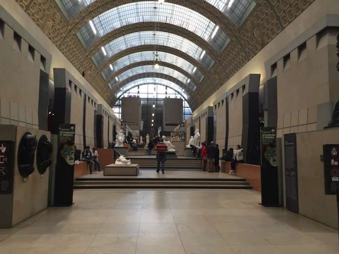 The Orsay Museum open on Sunday in Paris